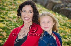 mother daughter photograph