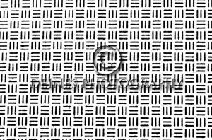 black line pattern